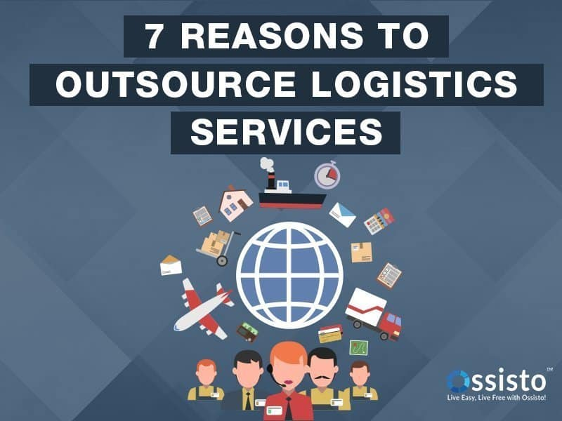 Reasons to outsource logistics services