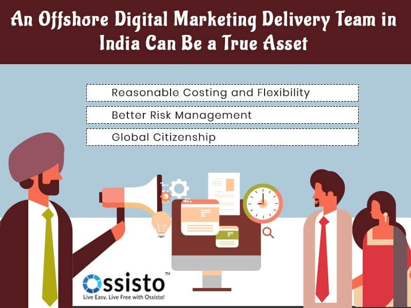An Offshore Digital Marketing Delivery Team