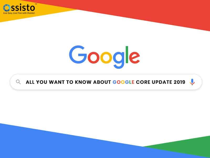 About Google Core Update 2019