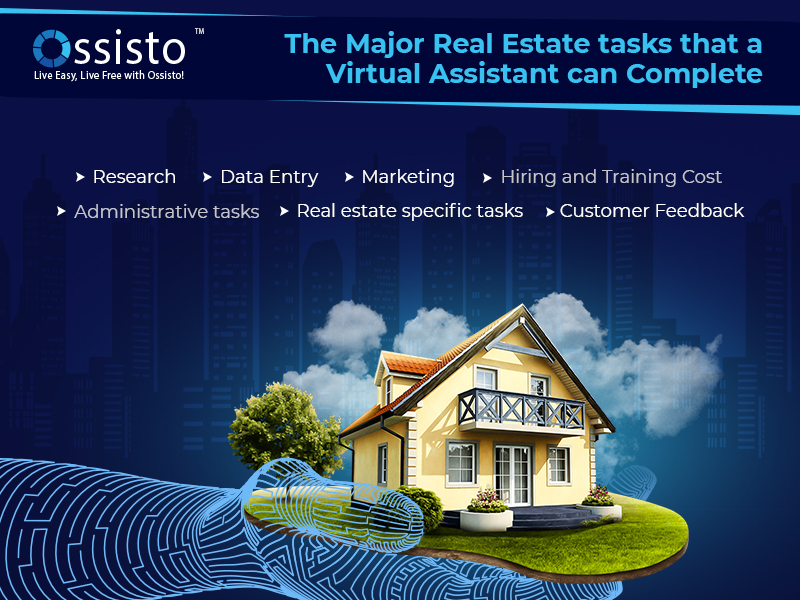 A total guide to real estate virtual assistance