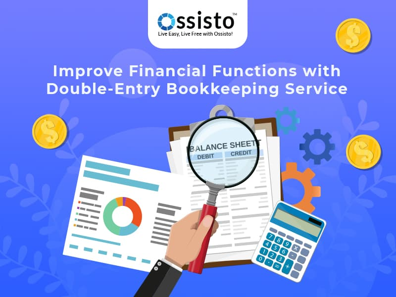Double Entry Bookkeeping Service