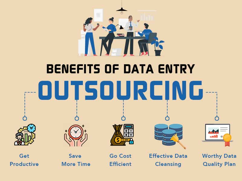 Benefits of data entry