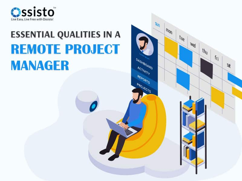 Essential qualities in a remote project manager, Outsourcing, Remote project manager